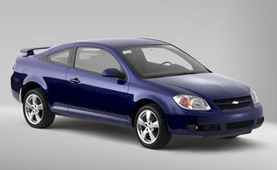 2 Door Chevy Cobalt Crash Ratings