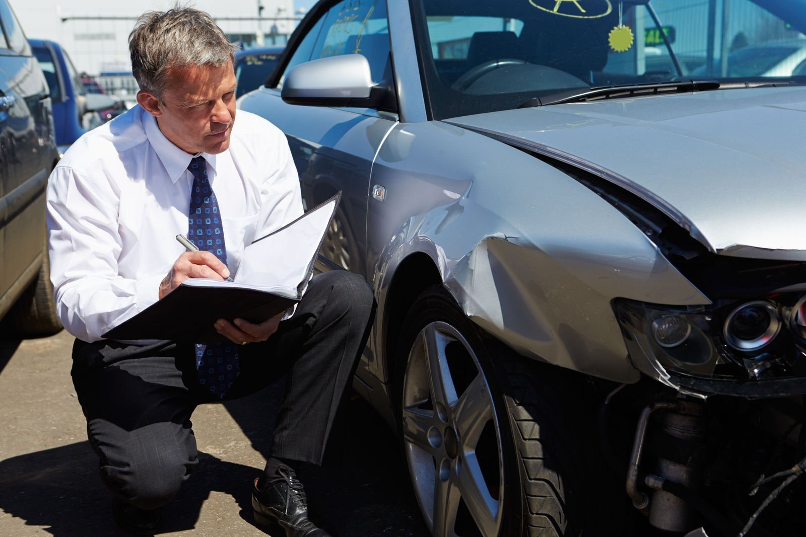 automotive insurance adjuster