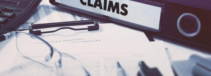 Insurance claims binder