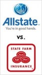 Is Allstate cheaper than State Farm?