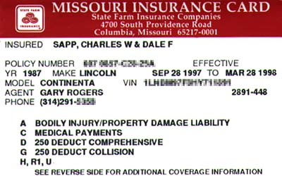 Cheap Car Insurance In Ohio >> acheap auto insurance quote: Insurance Cards Autohealth Life