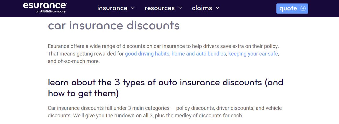 Esurance Car Insurance >> How To Get An Esurance Auto Insurance Quote Photos