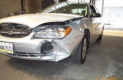 Fender Bender - rental car insurance