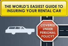 Rental Car Insurance: The World's Easiest Guide to Insuring Your Rental Car